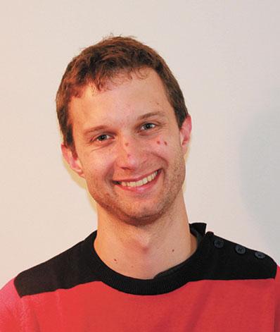 Nicolas Marquis, sociologue chargé de cours à l'Université Saint-Louis (Bruxelles)
