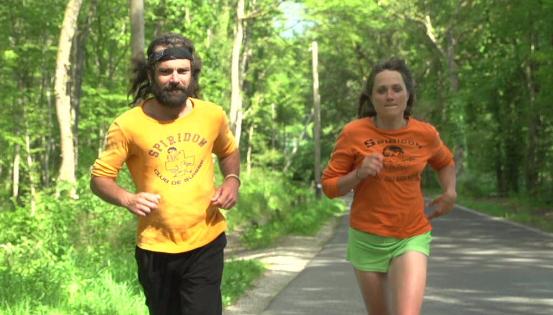 En marche pour le droit de courir for Effet miroir psychologie