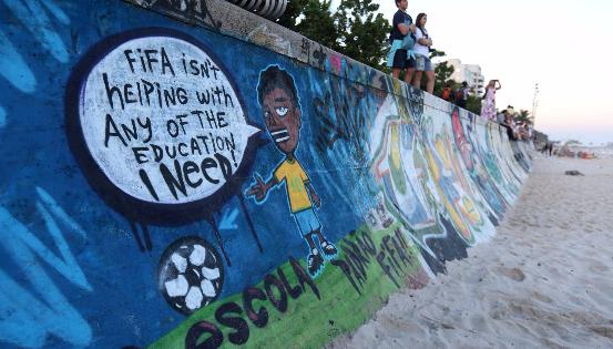 Rio de Janeiro  © PRESSASSOCIATION BELGAIMAGE
