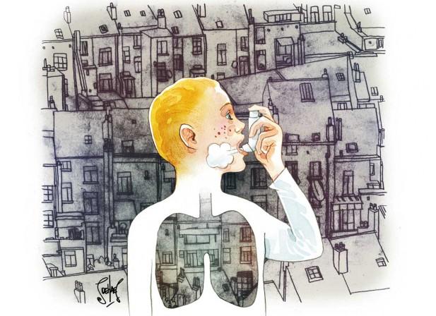 Nos villes à bout de souffle