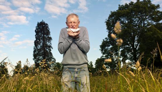 La rhinite allergique a pour origine une sensibilisation anormale du système immunitaire. © Belgaimage CULTURARF
