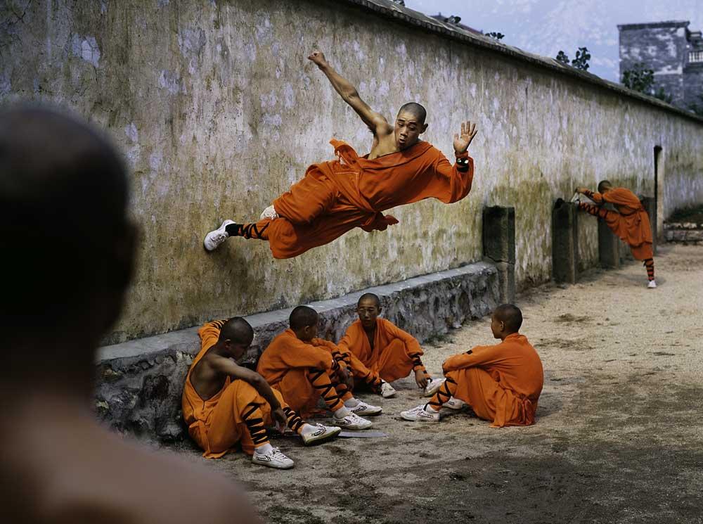 Shaolin Monastery Human