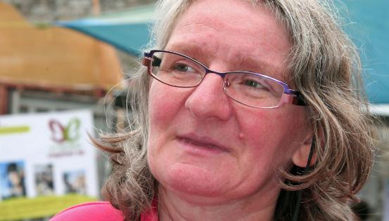 Christine Mahy, actrice majeure de la lutte contre la pauvreté :