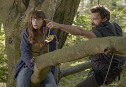 Jimmy est dans un arbre avec sa fille Gina