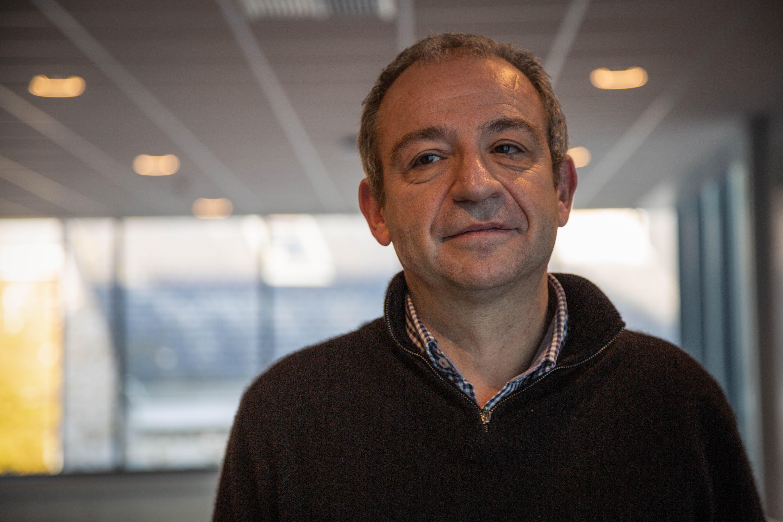 Portrait de Laurent Ravez