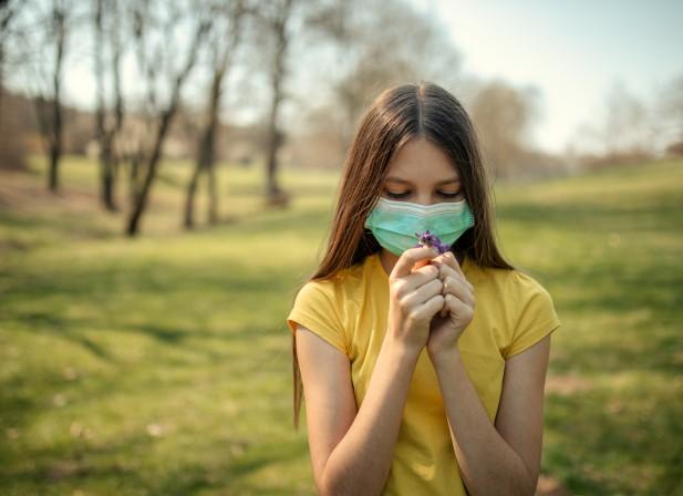 Covid-19 et anosmie : un monde sans odeurs