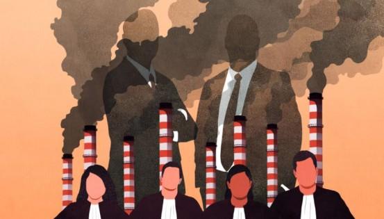 L'explosion des litiges est aussi encouragée par le business des bureaux d'avocats spécialisés dans l'arbitrage (c)Yasmine Gateau